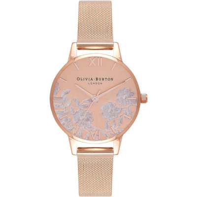 ساعت مچی زنانه اصل | برند اولیویا برتون | مدل OB16MV77