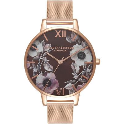 ساعت مچی زنانه اصل | برند اولیویا برتون | مدل OB16PL26