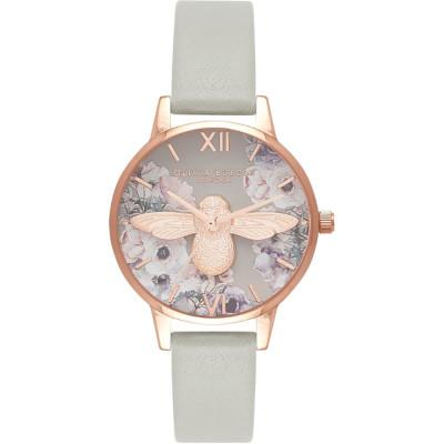 ساعت مچی زنانه اصل | برند اولیویا برتون | مدل OB16PP43