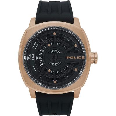 ساعت مچی مردانه اصل | برند پلیس |  مدل P 15239JSR-02P