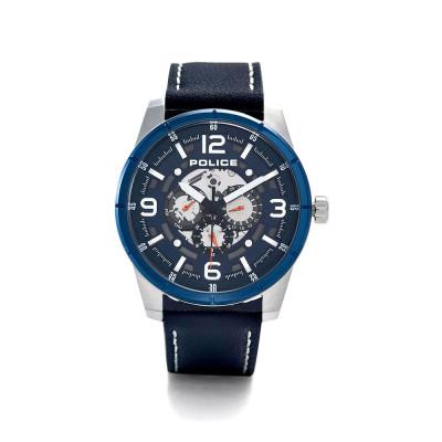 ساعت مچی مردانه اصل | برند پلیس |  مدل P 15663JSTBL-03
