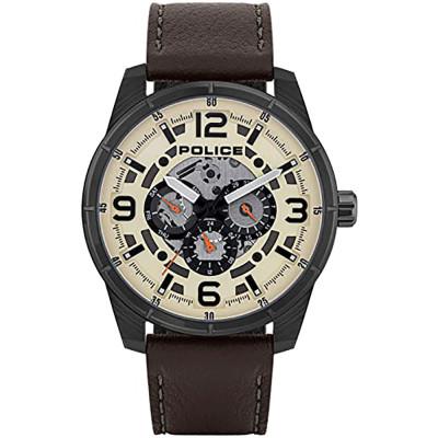 ساعت مچی مردانه اصل | برند پلیس |  مدل P 15663JSU-14
