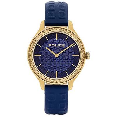 ساعت مچی زنانه اصل | برند پلیس |  مدل P 15689BSK-03