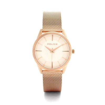 ساعت مچی زنانه اصل | برند پلیس |  مدل P 15690MSR-32MM