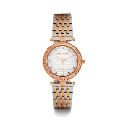 ساعت مچی زنانه اصل | برند پلیس |  مدل P 15692BSR-01MTR
