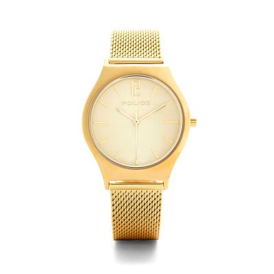 ساعت مچی زنانه اصل | برند پلیس |  مدل P 15693MSG-D22MM