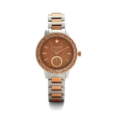 ساعت مچی زنانه اصل | برند پلیس |  مدل P 15698BSTR-55M
