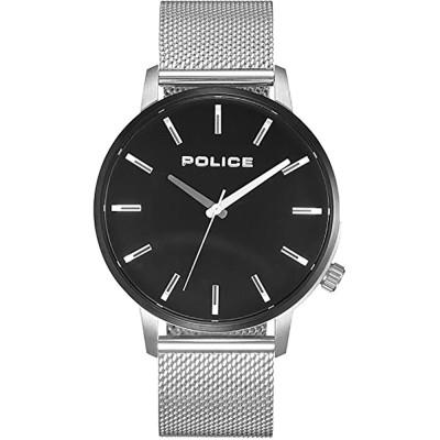 ساعت مچی مردانه اصل | برند پلیس |  مدل P 15923JSTBL-39MM