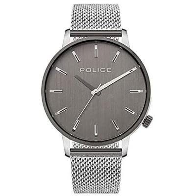 ساعت مچی مردانه اصل | برند پلیس |  مدل P 15923JSTU-79MM