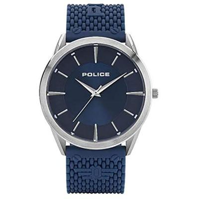 ساعت مچی مردانه اصل | برند پلیس |  مدل P 15967JS-03P
