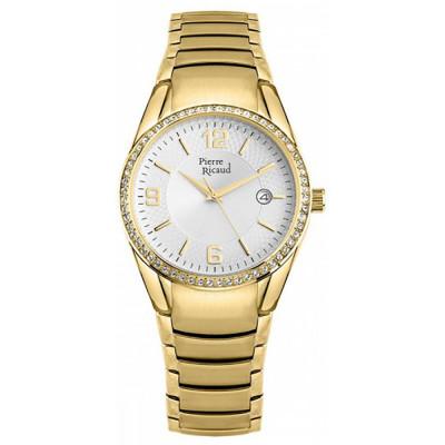 ساعت مچی زنانه اصل | برند پیر ریکاد | مدل P21032.1153QZ