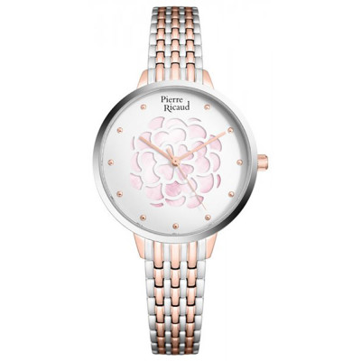 ساعت مچی زنانه اصل | برند پیر ریکاد | مدل P21034.R143Q