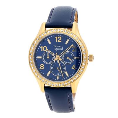 ساعت مچی زنانه اصل | برند پیر ریکاد | مدل P21069.1N55QFZ