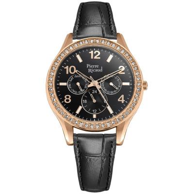ساعت مچی زنانه اصل | برند پیر ریکاد | مدل P21069.9256QFZ