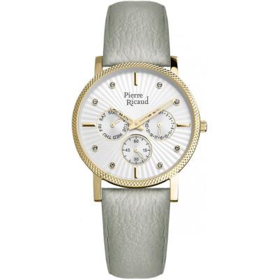 ساعت مچی زنانه اصل | برند پیر ریکاد | مدل P21072.1G93QF