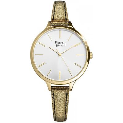 ساعت مچی زنانه اصل | برند پیر ریکاد | مدل P22002.1D13Q