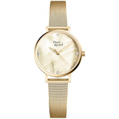 ساعت مچی زنانه اصل | برند پیر ریکاد | مدل P22043.114SQ