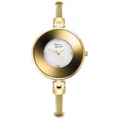 ساعت مچی زنانه اصل | برند پیر ریکاد | مدل P22048.114FQ