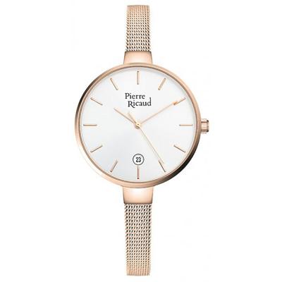 ساعت مچی زنانه اصل | برند پیر ریکاد | مدل P22085.91R3Q
