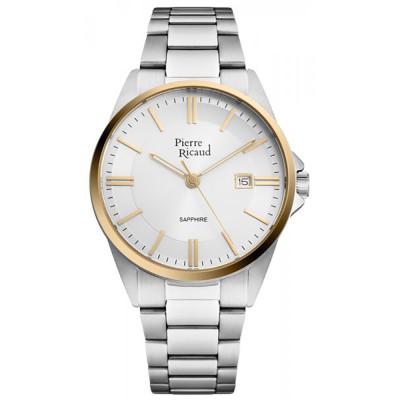 ساعت مچی مردانه اصل | برند پیر ریکاد | مدل P60022.2113Q