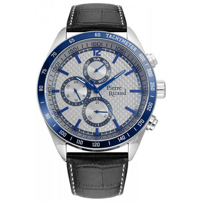ساعت مچی مردانه اصل | برند پیر ریکاد | مدل P97224.T257QF2