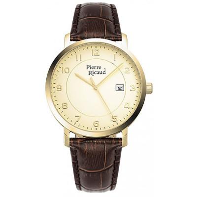 ساعت مچی مردانه اصل | برند پیر ریکاد | مدل P97229.1221Q