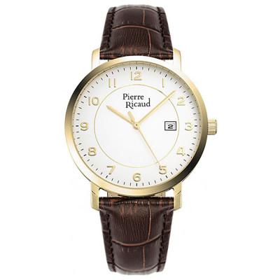 ساعت مچی مردانه اصل | برند پیر ریکاد | مدل P97229.1223Q