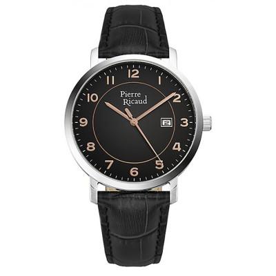 ساعت مچی مردانه اصل | برند پیر ریکاد | مدل P97229.B2R4Q