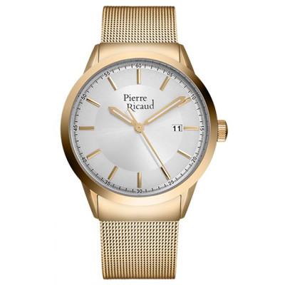 ساعت مچی مردانه اصل | برند پیر ریکاد | مدل P97250.1113Q