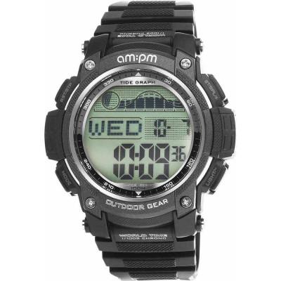 ساعت مچی مردانه اصل | برند ای ام پی ام | مدل PC168-G409