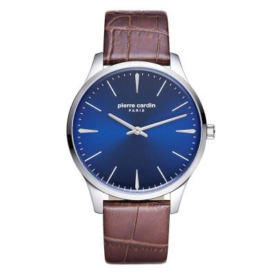 ساعت مچی مردانه اصل | برند پیرکاردین | مدل PC902271F12