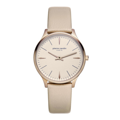 ساعت مچی زنانه اصل | برند پیرکاردین | مدل PC902282F11