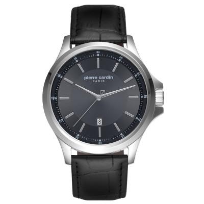 ساعت مچی مردانه اصل | برند پیرکاردین | مدل PC902381F02