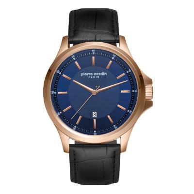ساعت مچی مردانه اصل | برند پیرکاردین | مدل PC902381F04
