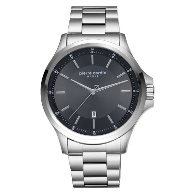 ساعت مچی مردانه اصل | برند پیرکاردین | مدل PC902381F06