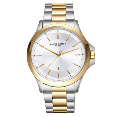 ساعت مچی مردانه اصل | برند پیرکاردین | مدل PC902381F07