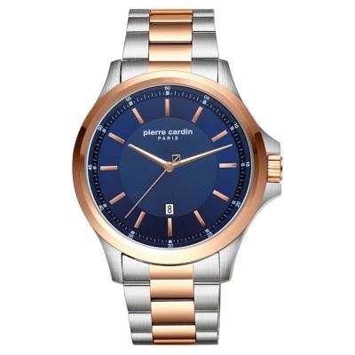 ساعت مچی مردانه اصل | برند پیرکاردین | مدل PC902381F08