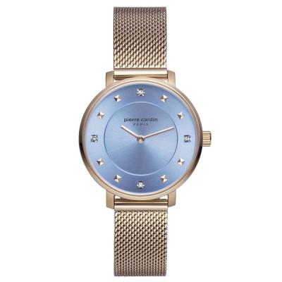 ساعت مچی زنانه اصل | برند پیرکاردین | مدل PC902412F08