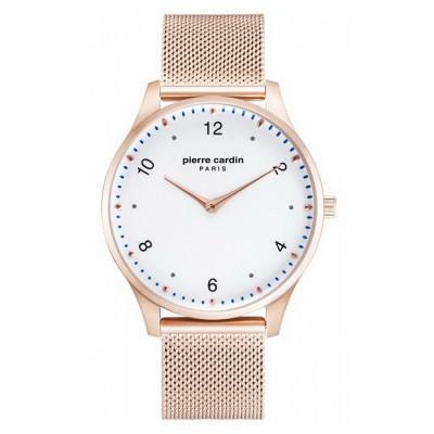 ساعت مچی مردانه اصل | برند پیرکاردین | مدل PC902711F203