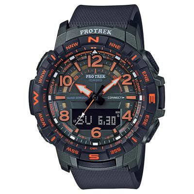 ساعت مچی مردانه اصل | برند کاسیو | مدل پروترک PRT-B50FE-3DR