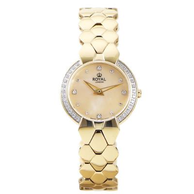 ساعت مچی زنانه اصل | برند رویال لندن | مدل RL-21429-04