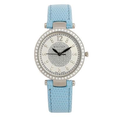 ساعت مچی زنانه اصل | برند رومانسون | مدل RL6A03QLUWASR1
