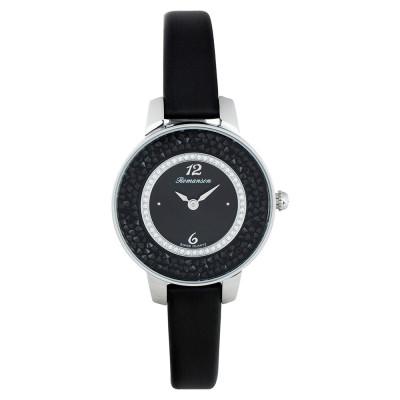 ساعت مچی زنانه اصل | برند رومانسون | مدل RL7A29QLBWA3R1