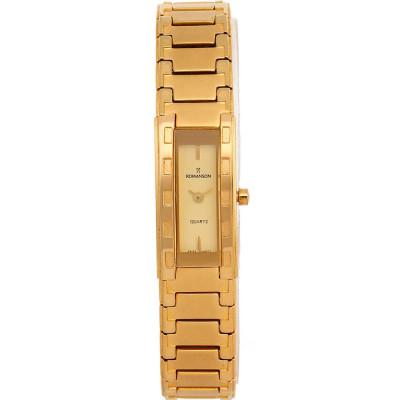 ساعت مچی زنانه اصل   برند رومانسون   مدل RM1150LL1GA81G