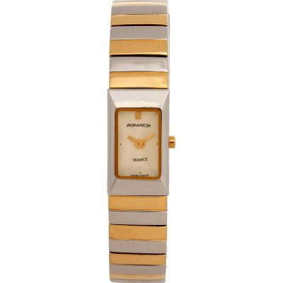 ساعت مچی زنانه اصل   برند رومانسون   مدل RM1583LL1CAS1G