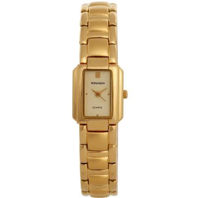 ساعت مچی زنانه اصل   برند رومانسون   مدل RM1594LL1GA81G