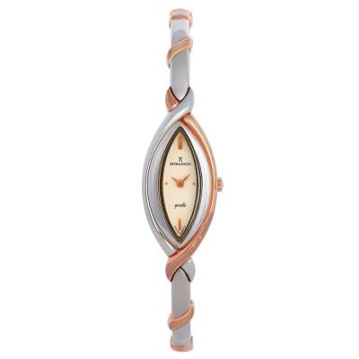 ساعت مچی زنانه اصل | برند رومانسون | مدل RM4106LL1JAS6R