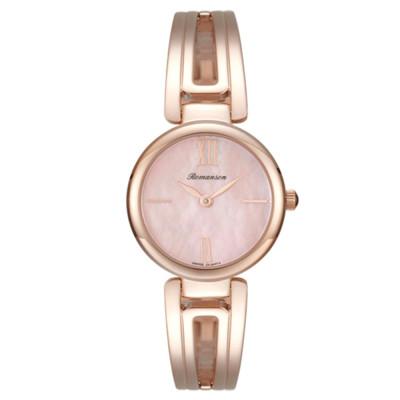 ساعت مچی زنانه اصل | برند رومانسون | مدل RM7A02LLRRMER1