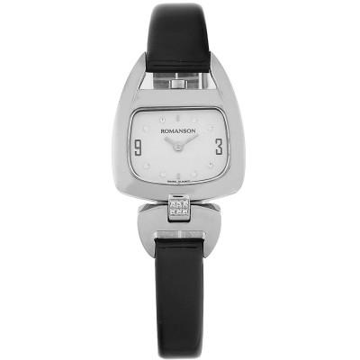 ساعت مچی زنانه اصل | برند رومانسون | مدل RN1206QL1WM12W