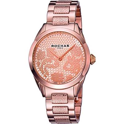 ساعت مچی زنانه اصل | برند روشاس | مدل RP1L007M0071